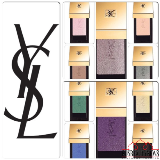 YSL Couture Mono Eyeshadows look2