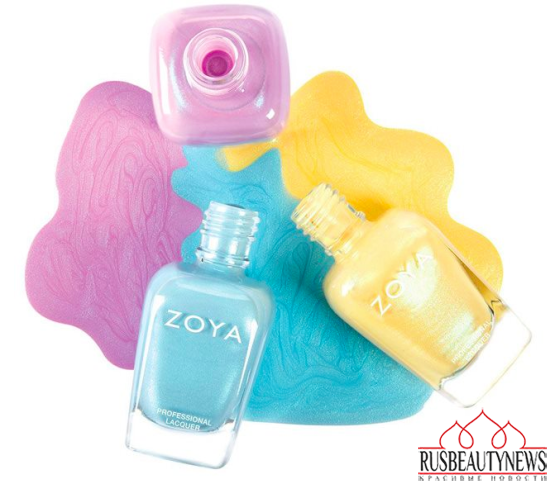 Zoya Delight Spring 2015 Collection