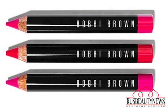 Bobbi Brown Hot Nudes Spring 2015 Collection lipp pen
