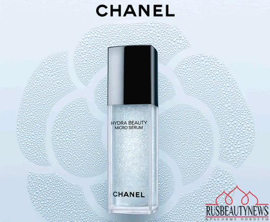 Chanel Hydra Beauty Micro Serum  look4