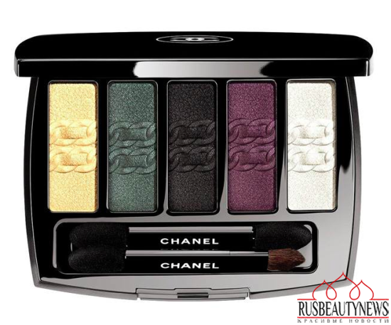 Chanel Les Intemporels de Chanel Spring 2015 Collection eyepalette