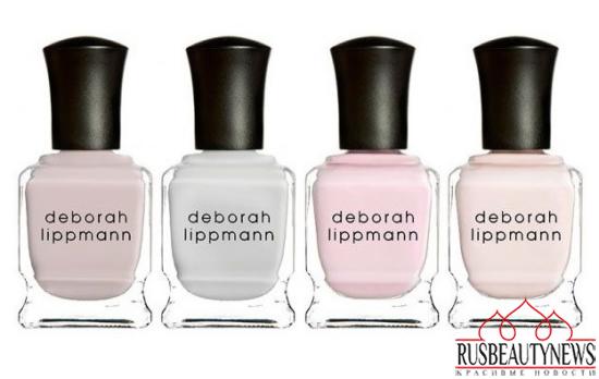 Deborah Lippmann Whisper for Spring 2015 look3