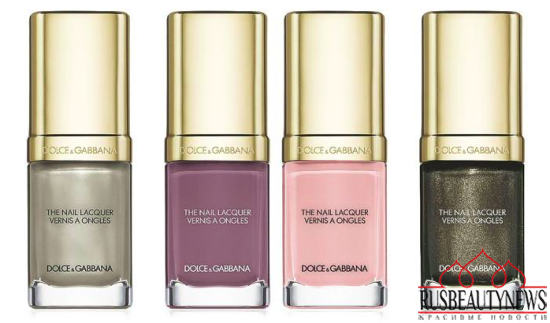 Dolce & Gabbana Nail Lacquer Collection for Spring 2015 5