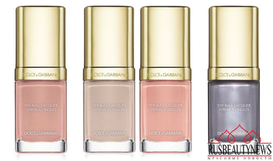 Dolce & Gabbana Nail Lacquer Collection for Spring 2015 7
