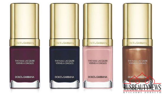 Dolce & Gabbana Nail Lacquer Collection for Spring 2015 8