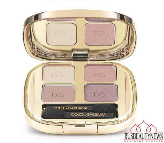 Dolce & Gabbana Spring 2015 Makeup Collection eyepalette2