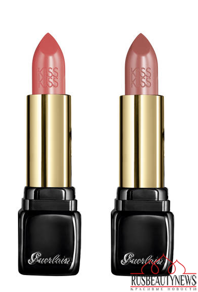 Guerlain Terracotta Collection Spring 2015 lipp