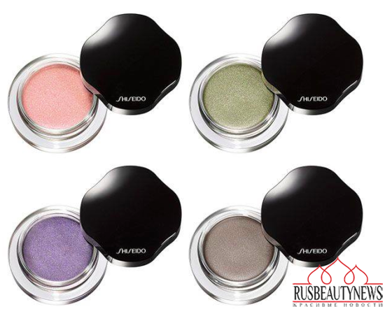 Shiseido Spring 2015 Makeup Collection eyeshadow