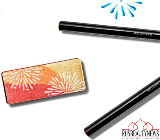 Shu Uemura Metallic Bouquet Spring Summer 2015 Collection eyeshadow