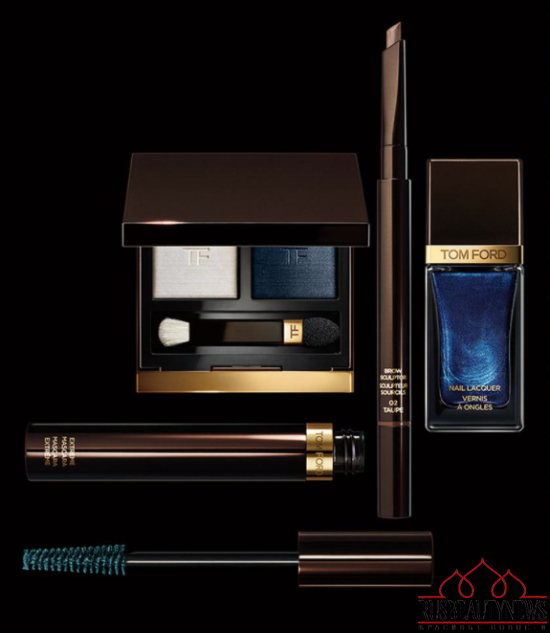 Tom Ford Beauty Color Collection for Spring 2015 look2