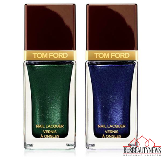 Tom Ford Beauty Color Collection for Spring 2015 nail