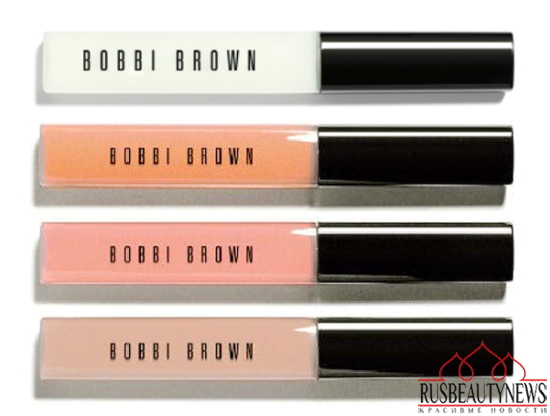 Bobbi Brown Illuminating Nudes Spring 2015 Collection lippgloss