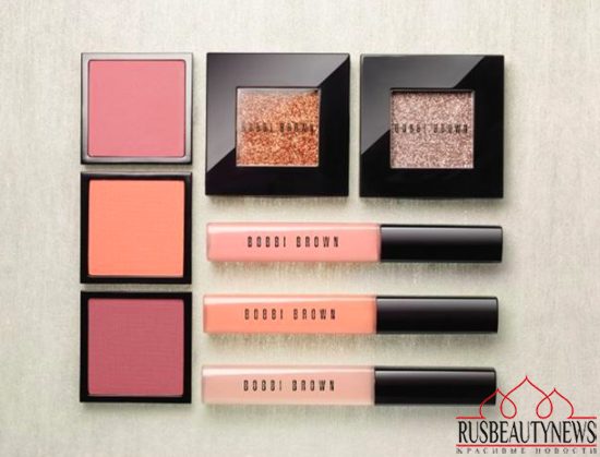 Bobbi Brown Illuminating Nudes Spring 2015 Collection look2