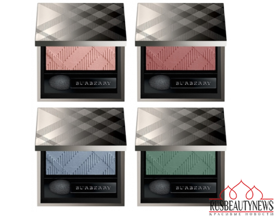 Burberry Beauty The Birds and The Bees Collection Spring:Summer 2015  eyeshadow