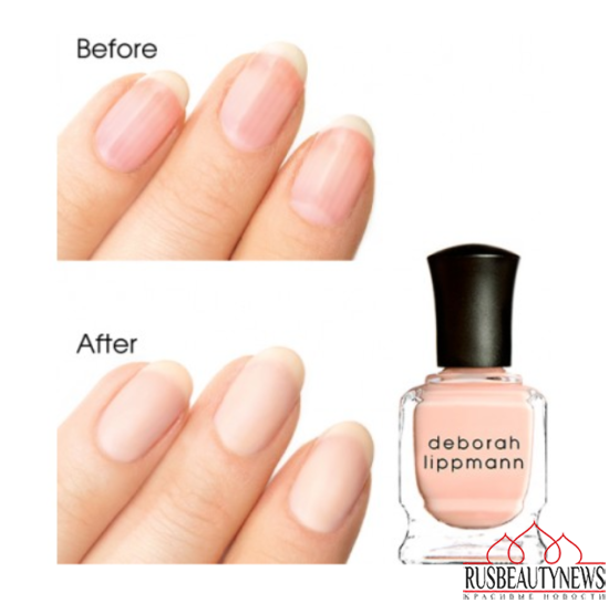 Deborah Lippmann All About That Base CC Base Coat look3