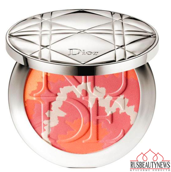 Dior Tie Dye Collection for Summer 2015 bronzer1