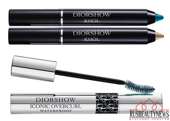 Dior Tie Dye Collection for Summer 2015 mascara