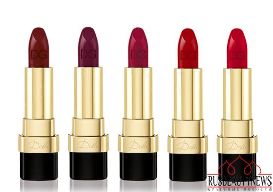 Dolce&Gabbana Dolce Matte Lipstick color2