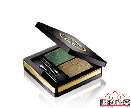 Gucci Beauty Collection Spring 2015 eyepalette