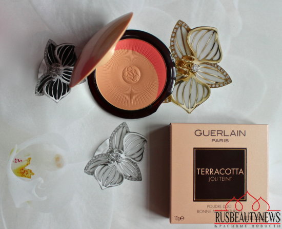 Guerlain Terracotta Joli Teint Natural Healthy Glow Powder Duo