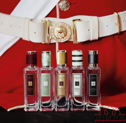 Jo Malone Rock The Ages look2