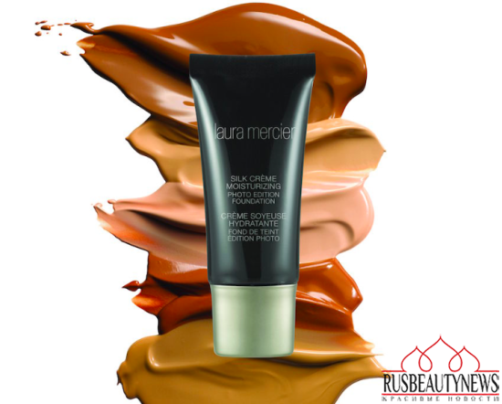 Laura Mercier Silk Crème Photo Edition Foundation