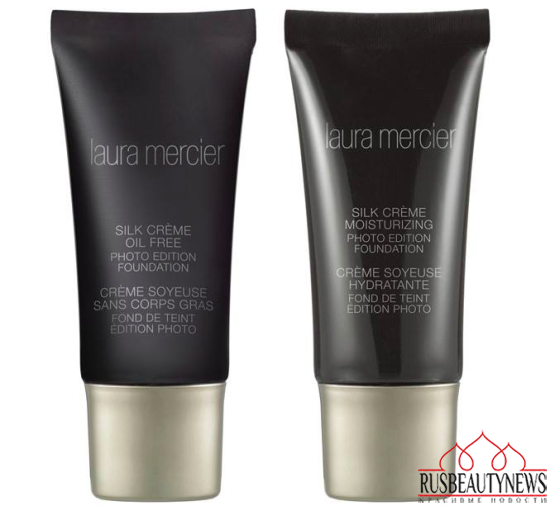 Laura Mercier Silk Crème Photo Edition Foundation look2
