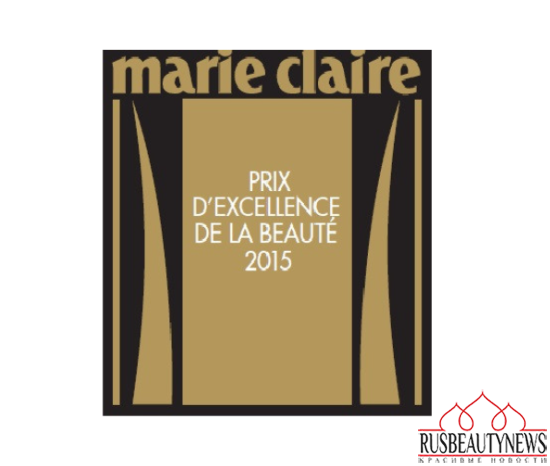 Marie Claire Prix D'excellence De La Beaute 2015 look