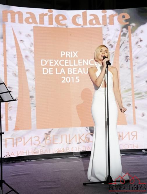Marie Claire Prix D'excellence De La Beaute 2015 look5