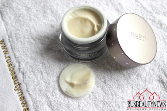 NuBo White Diamond Ice-Glow Mask look5