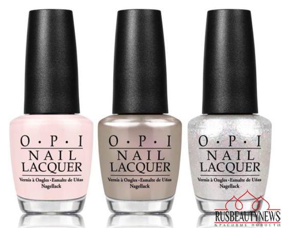OPI Soft Shades 2015 Spring Collection 2