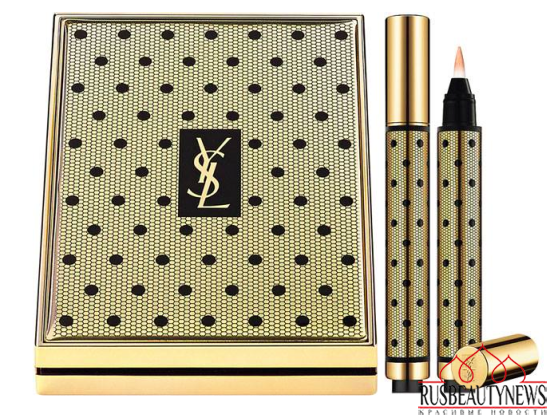 YSL Couture Palette and Touche Eclat Limited Edition for Spring 2015