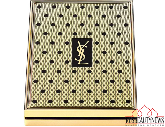YSL Couture Palette and Touche Eclat Limited Edition for Spring 2015  look1