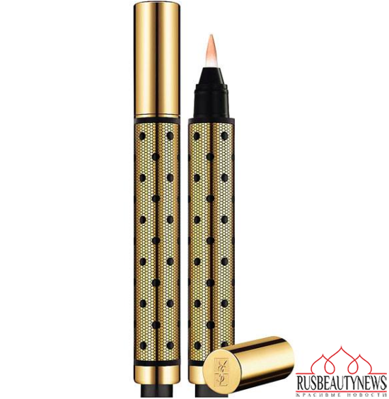 YSL Couture Palette and Touche Eclat Limited Edition for Spring 2015 look2