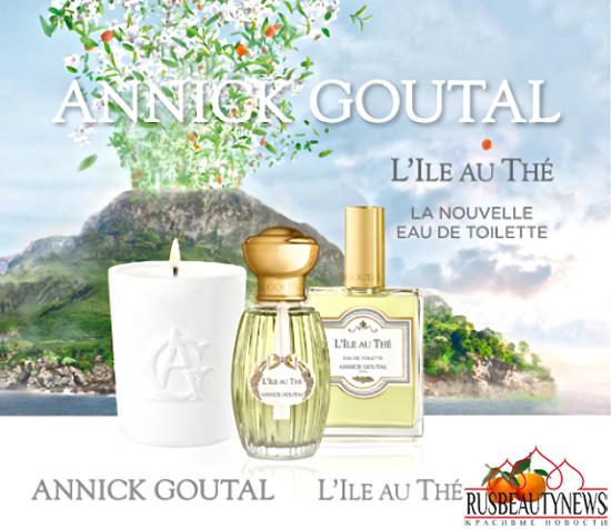 Annick Goutal L'Ile au Thé