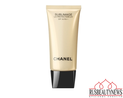Chanel Sublimage UV protection look2