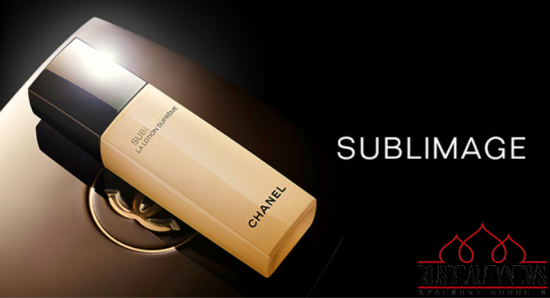 Chanel Sublimage lotion supreme