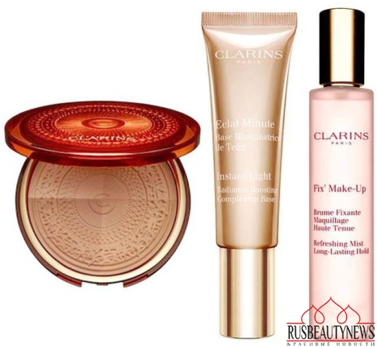 Clarins Aquatic Treasures 2015 Summer Collection bronzer