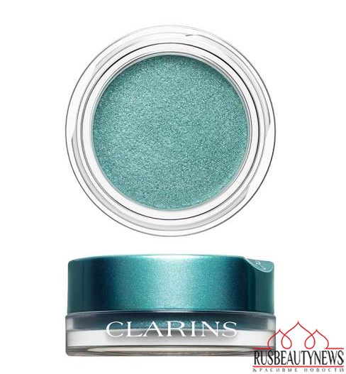 Clarins Aquatic Treasures 2015 Summer Collection eye2