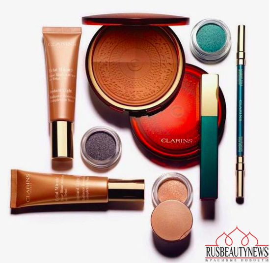 Clarins Aquatic Treasures 2015 Summer Collection look2