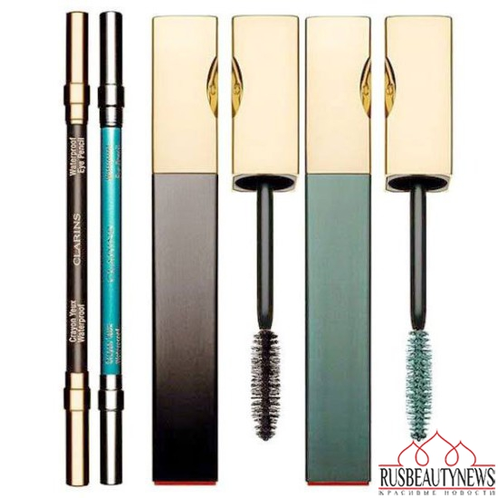 Clarins Aquatic Treasures 2015 Summer Collection mascara