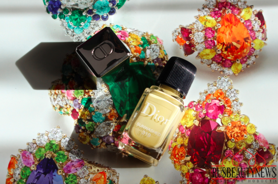 Dior Vernis 319 Sunwashed review look1