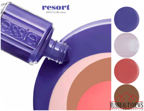 Essie Resort Spring 2015 Collection