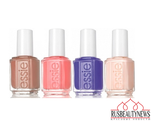Essie Resort Spring 2015 Collection look1