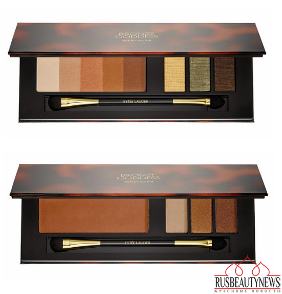Estee Lauder Bronze Goddess 2015 Summer Collection palette
