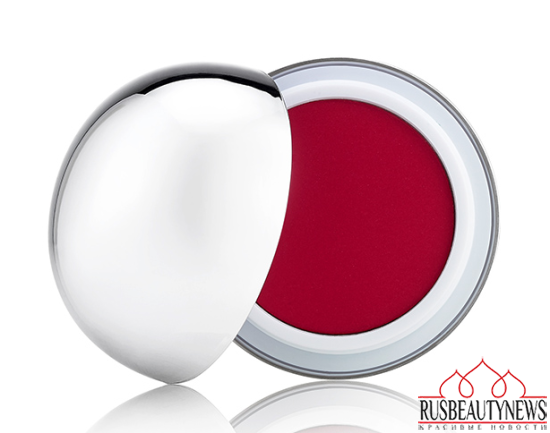 Estee Lauder Courrèges Collection for Spring 2015 lip:cheek