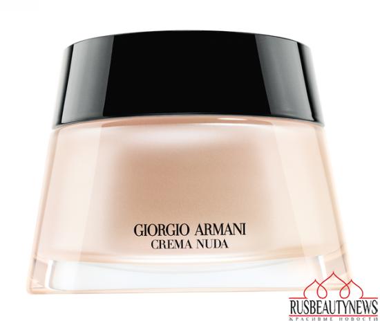 Giorgio Armani Crema Nuda look1