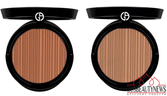 Giorgio Armani Maestro Sun Summer 2015 Collection bronz1