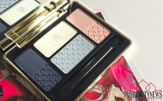 Guerlain Écrin 4 Couleurs Eyeshadows 18 Le Nuees  look4