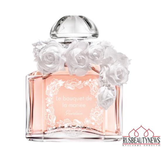 Guerlain Le Bouquet de la Mariee  look2